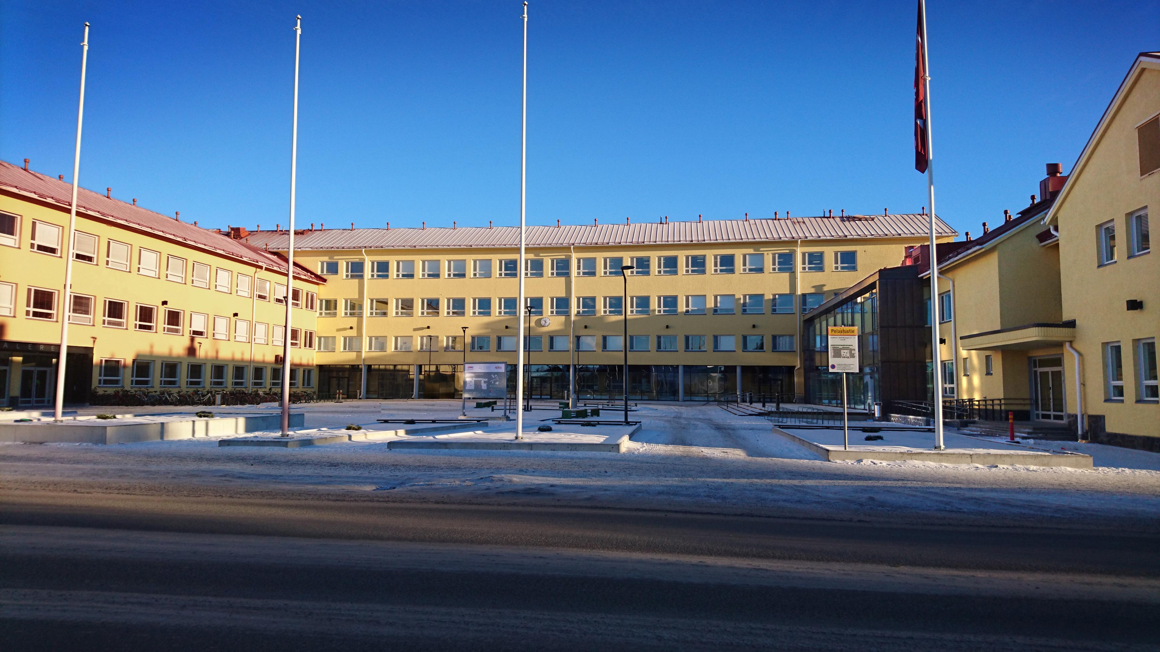 Referenssit / LVI-Tekniikka Vaasa Oy